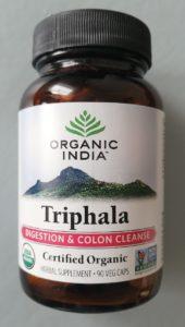 Лечение язвенного колита БАД. Organic India, Трифала